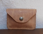 20€. 10.5 x 7cm. Double change purse closed