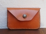 18€. 10.5 x 7cm. Single change purse closed