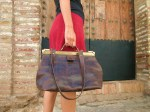 'Doc´s' bag in action! handmade by FG