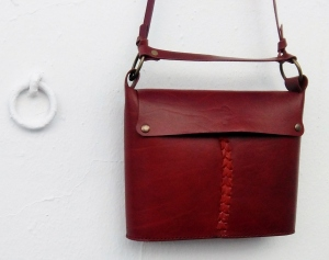 83€. Beautiful shoulder or hand bag by FG handmade bags