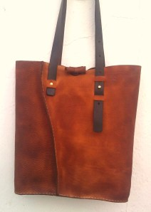 A bag big enough for book, wallet, phone, iPad, kindle etc. Whatever...! 35 x 33 cm