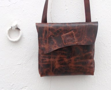 handcrafted leather bags and purses by Fernando Garcia
