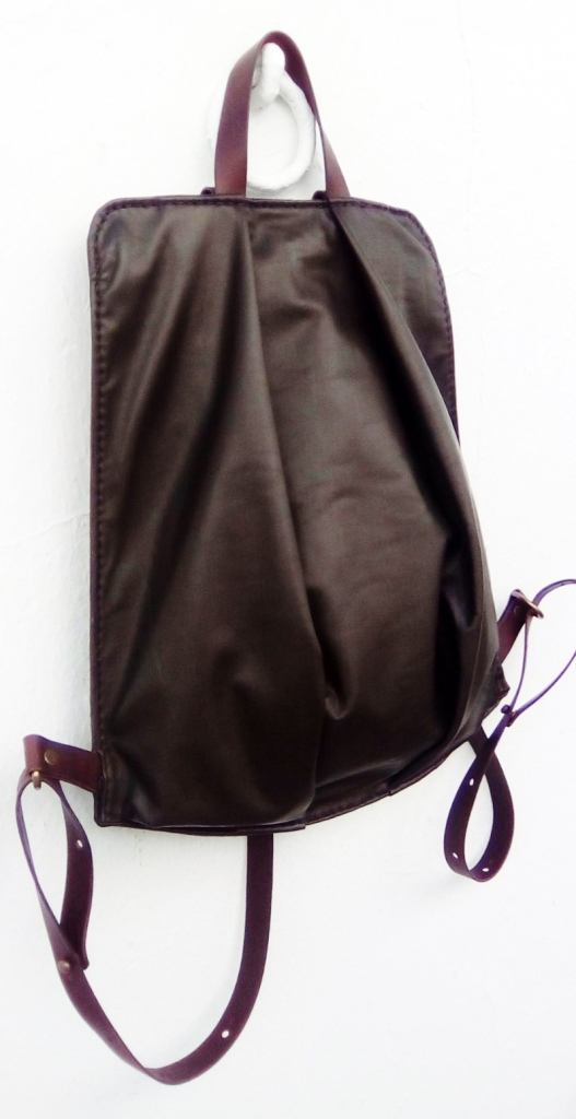 147€. Flexible city backpack by FG