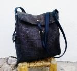 shoulder bag with pockets by Fernando Garcia