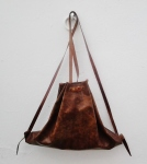 traditional style backpack by FG handmade bags