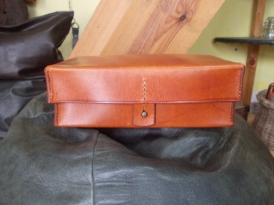 FG handmade leather bags and other leather goods