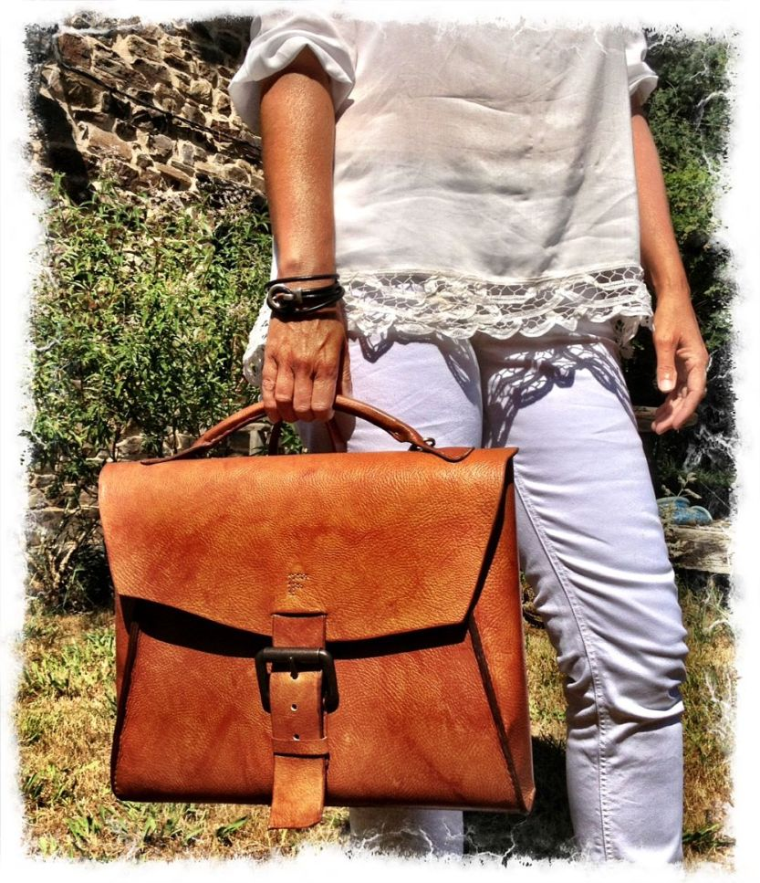 unique handmade purses made in Spain