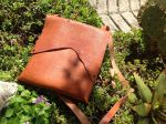 naturally-tanned leather bags from FG