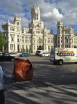 made to measure backpackin Madrid