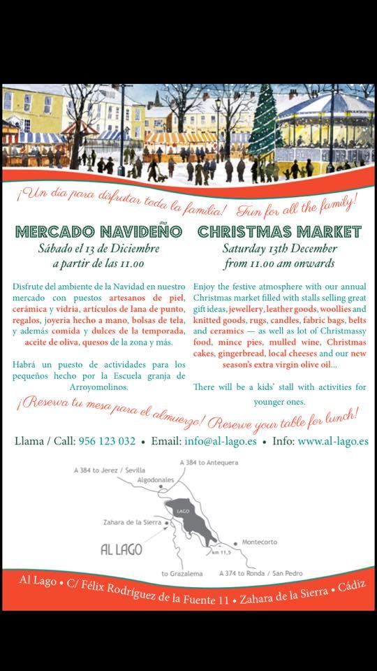 christmas market at Al Lago where FG sells his bags (1)