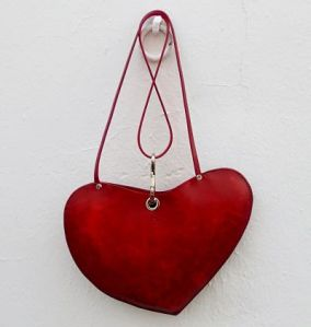 heart bag by FG handmade bags for Valentine´s