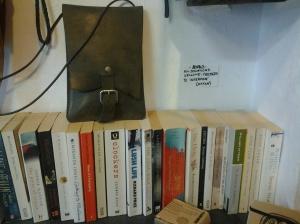 books for sale in 'La Tienda Chica' Grazalema
