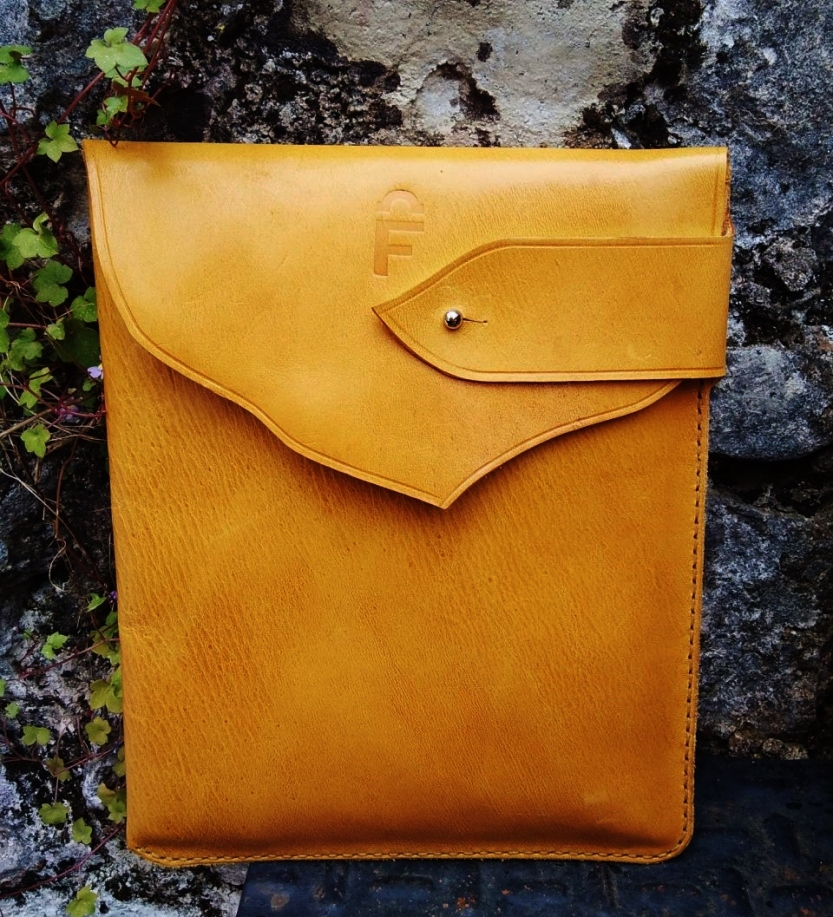 iPad tablet case by FG Handmade Bags