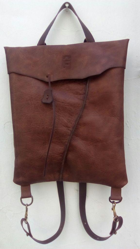 127€. Organic style backpack by Fernando Garcia