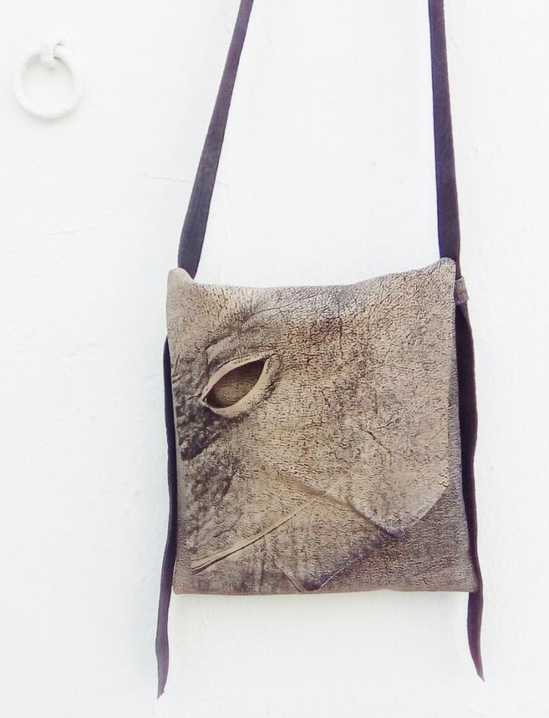 Shoulder bag, organic design FG