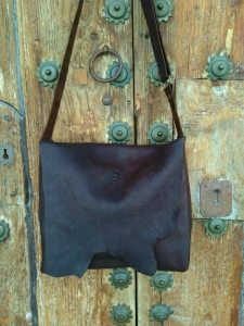 1120€.organic FG leather bag