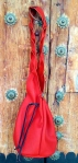 80€. Plaited red shoulder bag by FG