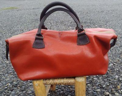 215€. quality travel bag by FG handmade bags